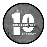 The 10 commandments for today