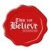 This we Believe